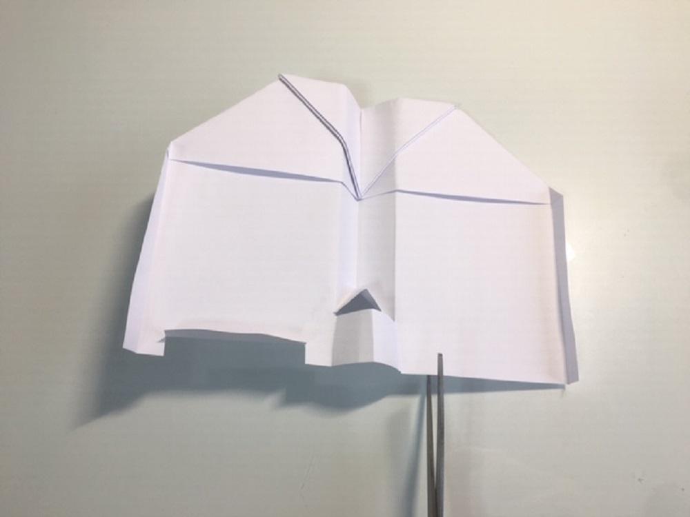 construir fabricar realizar diseñar hacer elaborar confeccionar un avión de papel fácil
