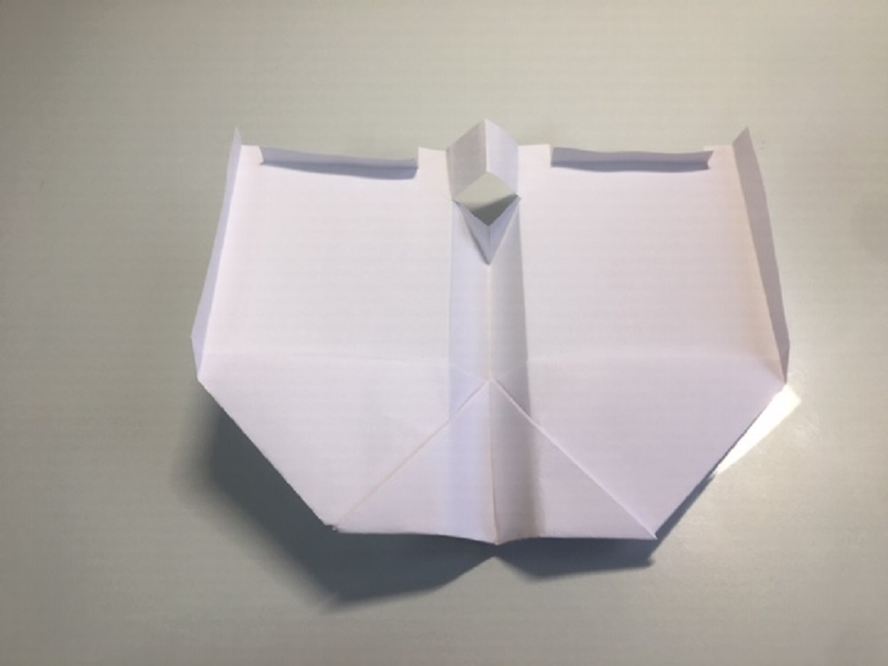 como hacer un avion de papel que vuele mucho fácil y paso a paso planeador