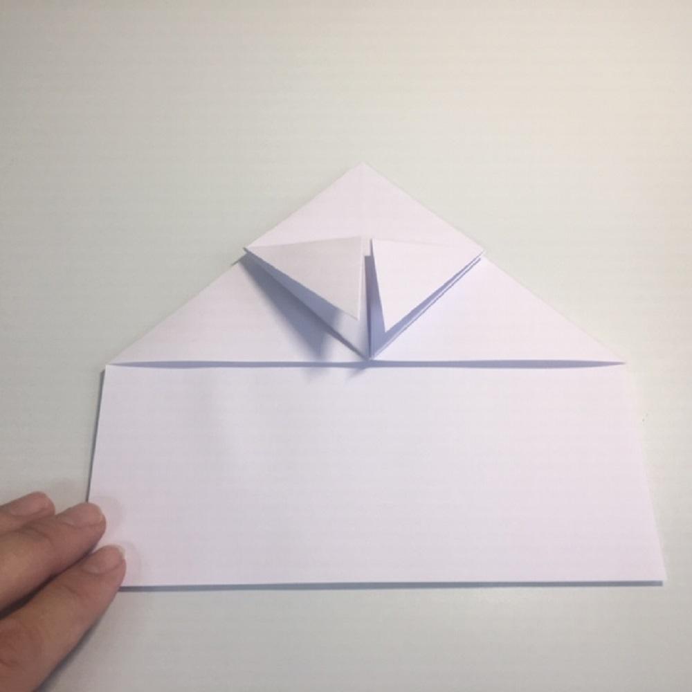 Hacer un aeroplano de papel paso a paso
