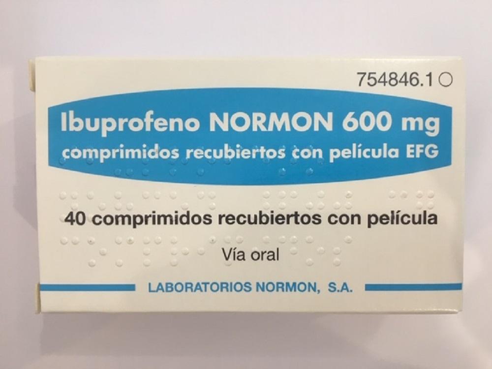 Para que sirve el ibuprofeno