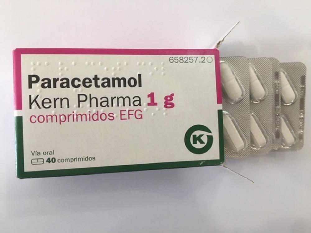 para que sirve el paracetamol de 1 gramo
