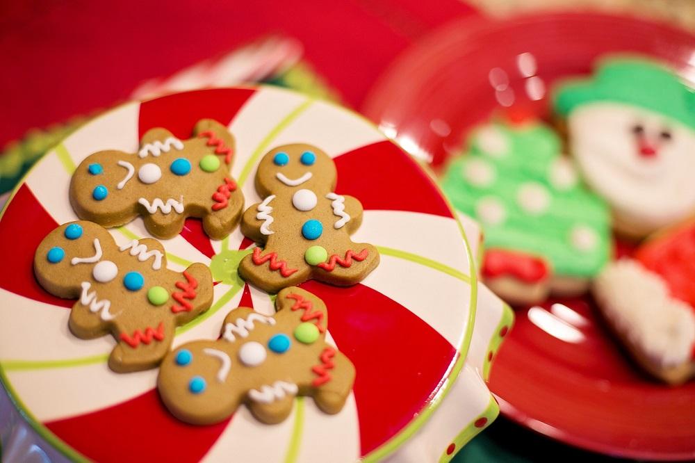 receta de galletas de jengibre galletas navideñas