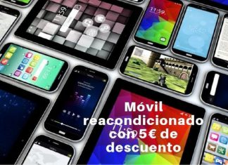 movil reacondicionado 2019